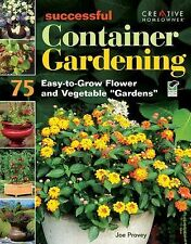 Joseph Provey - Successful Container Gardening (2011) - Used - Trade Paper