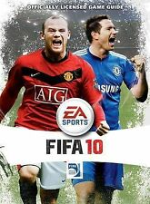 Fifa 10 Official Game Guide (Prima Official Game Guides) Prima Very Good Book
