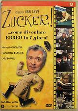ZUCKER! COME DIVENTARE EBREO IN 7 GIORNI DVD USATO EX NOLEGGIO