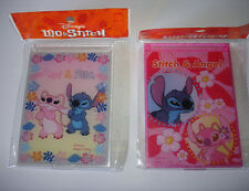 Disney Japan Lilo & Stitch Angel Folding Glitter Travel Mirror Lot Of 2 Makeup