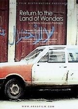 Return to The Land of Wonders 2005 by Arab Film Distribution