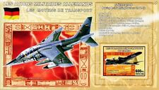 WWII Luftwaffe KG200 B-17 Flying Fortress / Alpha Jet Aircraft Stamp Sheet