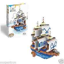 Anime One Piece Naval Warships LELE Brother 8266