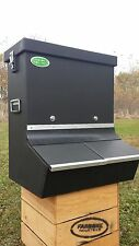 Commercial Pig Feeder, pig hopper, bulk feeder, Plastic feeder, 4-H feeder, Hog