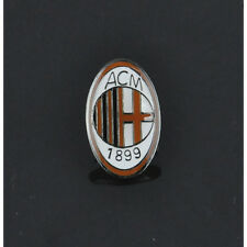 Badge Club Pin Brooch Milan AC Mental Soccer Football Gift Associazione