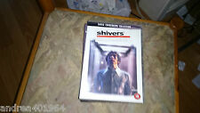 Shivers         1976 18 Starring: Paul Hampton uk dvd
