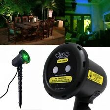 Blisslights Spright MOTION GREEN Laser Light REMOTE Outdoors Stars Projector