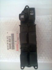 TOYOTA LAND CRUISER  GENUINE POWER WINDOW MASTER SWITCH 84040-60013