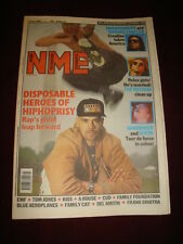 NME 1992 JUNE 6 DISPOSABLE HEROES TEENAGE FANCLUB U2 MISSION KINGMAKER SUEDE EMF