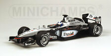 McLaren Mercedes MP4/16 D.Coulthard 2001  Minichamps 1/18 530011804