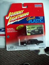 JOHNNY LIGHTNING GREEN HORNET TV BLACK BEAUTY 1966 CHRYSLER  BRUCE LEE AS KATO