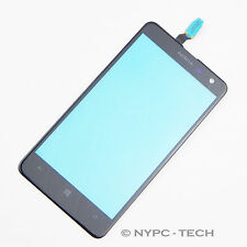 Outer Glass Panel Touch Screen Digitizer Replace Part for Nokia Lumia 625 +TAPE