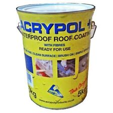Acrypol+ Flat Roof Waterproofing Solution 5kg in Grey