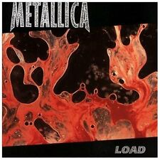Metallica Load CD Brand New, Case Slightly Cracked!