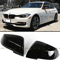 2013-2016 BMW F30 Sedan Black Direct Replacement Performance Style Mirror Covers