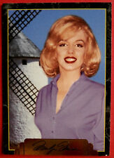 """Sports Time Inc."" MARILYN MONROE Card # 164 individual card, issued in 1995"