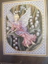 Teresa Wentzler Lily Maiden counted cross stitch KIT, sealed