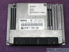 BMW E46 3 SERIES BOSCH N42 ENGINE ECU CONTROL UNIT DME 7508292 0261209005 316i