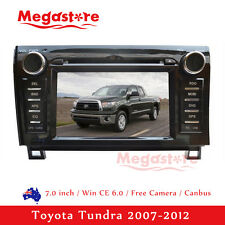 "7.0"" Car DVD GPS Player For Toyota Tundra 2007-2012 With Canbus"