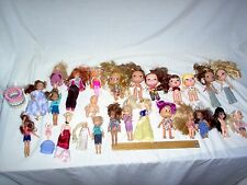SMALL DOLLS MIXED LOT OF 26 PLAYED WITH AS-IS!