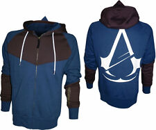 Assassins Creed Unity Hoodie Größe L Kapuzenjacke Kapuzenpullover Assassin's