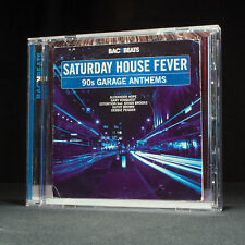 Backbeats - Saturday House Fever - 90s Garage Anthems - music cd album