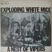 Exploding White Mice - A Nest Of Vipers Vinyl LP EX /NM-