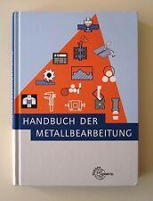 Handbuch der Metallbearbeitung von Paul Scheipers, Heinz Semper, Siegfried Stein