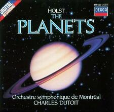 Holst: The Planets, New Music