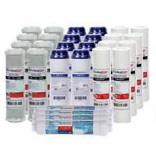 28 Reverse osmosis Water Filter 8 UDF 8 CARBON  8 Sediment  AND 4 INLINE CARBON