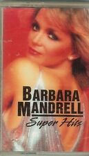 BARBARA MANDRELL - SUPER HITS - CASSETTE - NEW