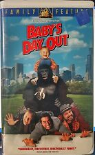 Baby's Day Out (VHS, 1994, Special Clam Shell Case)