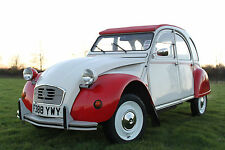 1988 Citroen 2 CV DOLLY - 'Deux Chevaux' - Classic / Original / FULLY RESTORED