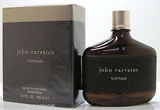 John Varvatos Vintage 125 ml EDT Spray  Neu OVP