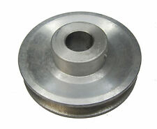 "RDGTOOLS 3-3/8"" V PULLEY 19MM BORE / USED WITH V BELT / vee"