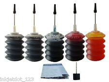 5x30ml Refill Ink for Dell All In One V105 Series 9 , 2
