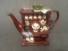 Royal Albert Old Country Roses Large Cardew Welsh Dresser Teapot