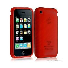 Housse étui coque en gel transparent pour Apple Iphone 3G/3Gs motif zebre couleu