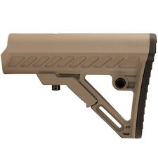 Leapers RBUS2DMS Model 4 Ops Ready S2 Mil Spec Stock - FDE