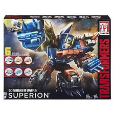 Transformers Generations Combiner Wars Superion Collection Pack (NEW)
