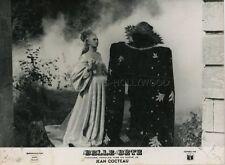 COCTEAU JEAN MARAIS LA BELLE ET LA BETE 1946 VINTAGE LOBBY CARD ORIGINAL #3