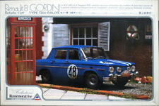 ULTRA RARE 1/24 Union RENAULT R8 GORDINI Type 1300 Rallye RALLY WRC Model Kit