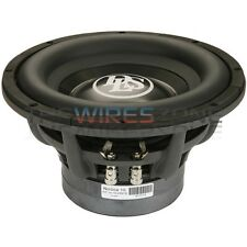 DLS Nordica 10i Ultimate 1000 Watt Peak 4 Ohm 10' SQ Subwoofer 1000W Sub Woofer