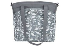 JJ Cole Mode Baby Diaper Bag Tote Ash Woodland w/ Changing Pad NEW SAME DAY SHIP