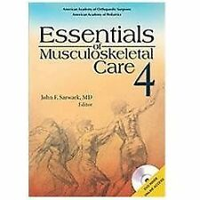 Essentials of Musculoskeletal Care 4th Ed (2010, Hardcover)