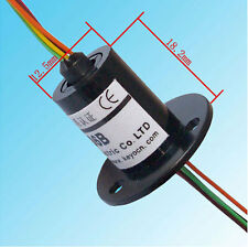 KYM06B Mini Slip Ring  6 x 2A