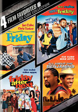 FRIDAY, NEXT, AFTER NEXT Trilogy w/ Ice Cube ALL ABOUT THE BENJAMINS DVD NEW!