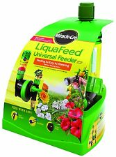 Miracle-Gro Liquafeed Universal Feeder Starter Kit 16oz , New, Free Shipping