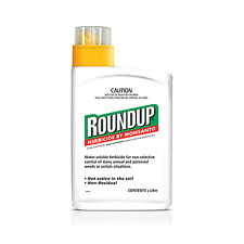 Roundup 1L Weed Killer Concentrate