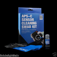 APS-C Sensor Cleaning Swab Kit DSRL Camera Nikon Canon Pentax Sony Fuji